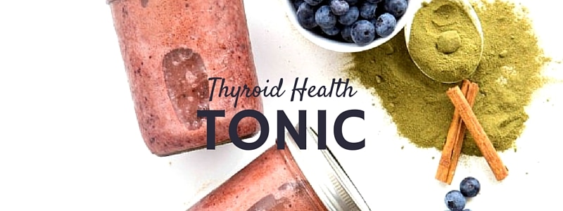 Healthy Thyroid Tonic