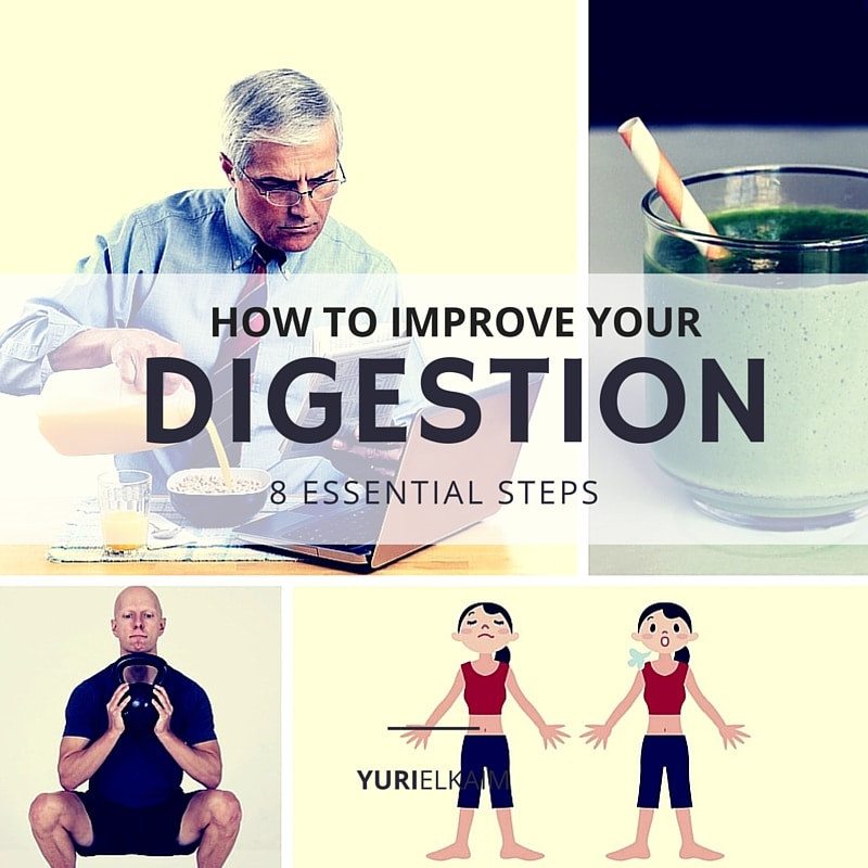 How to Improve Your Digestion Power (8 Essential Steps)