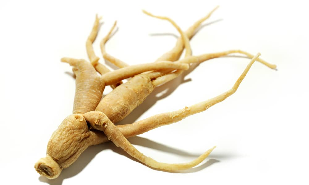 Natural Cold Remedies - Ginseng