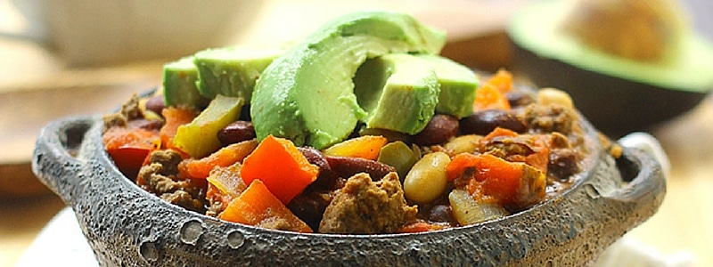 One Pot Beef Chili
