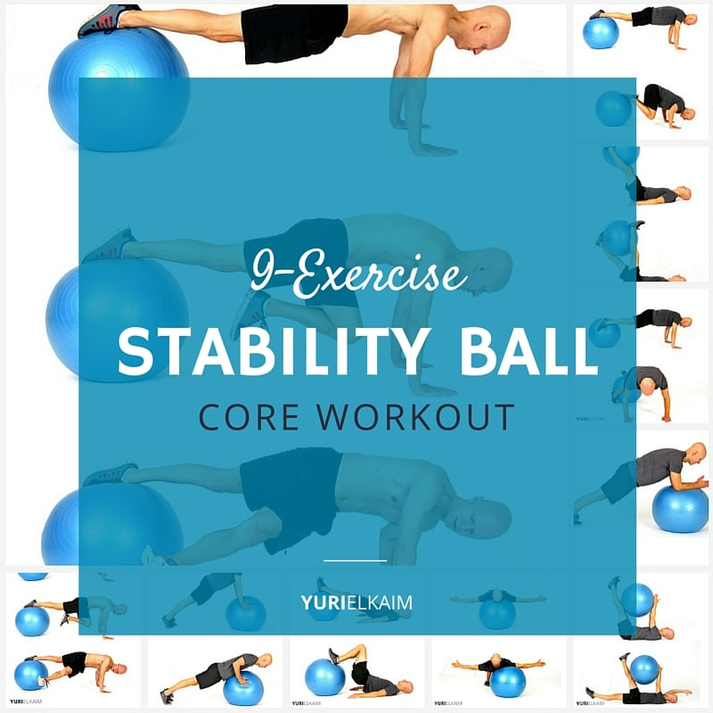 Give This Ility Ball Workout A Go