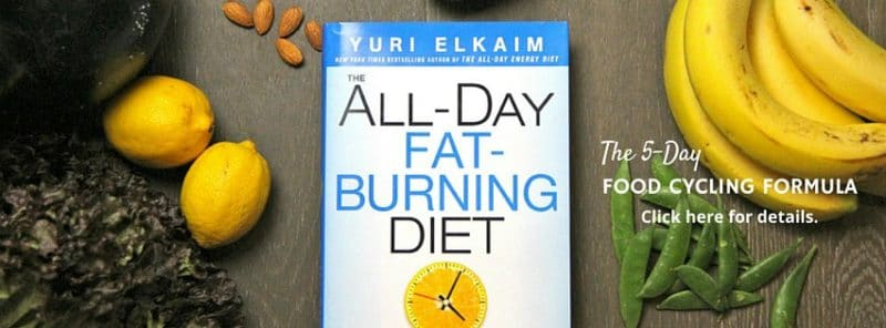 The All-Day Fat Burning Diet - 5-Day Food Cycling Formula