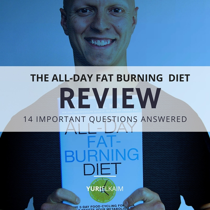 The All-Day Fat Burning Diet Review