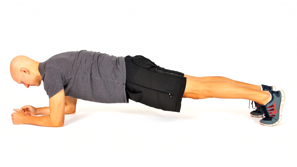 The 14 Best Ab Exercises - Plank