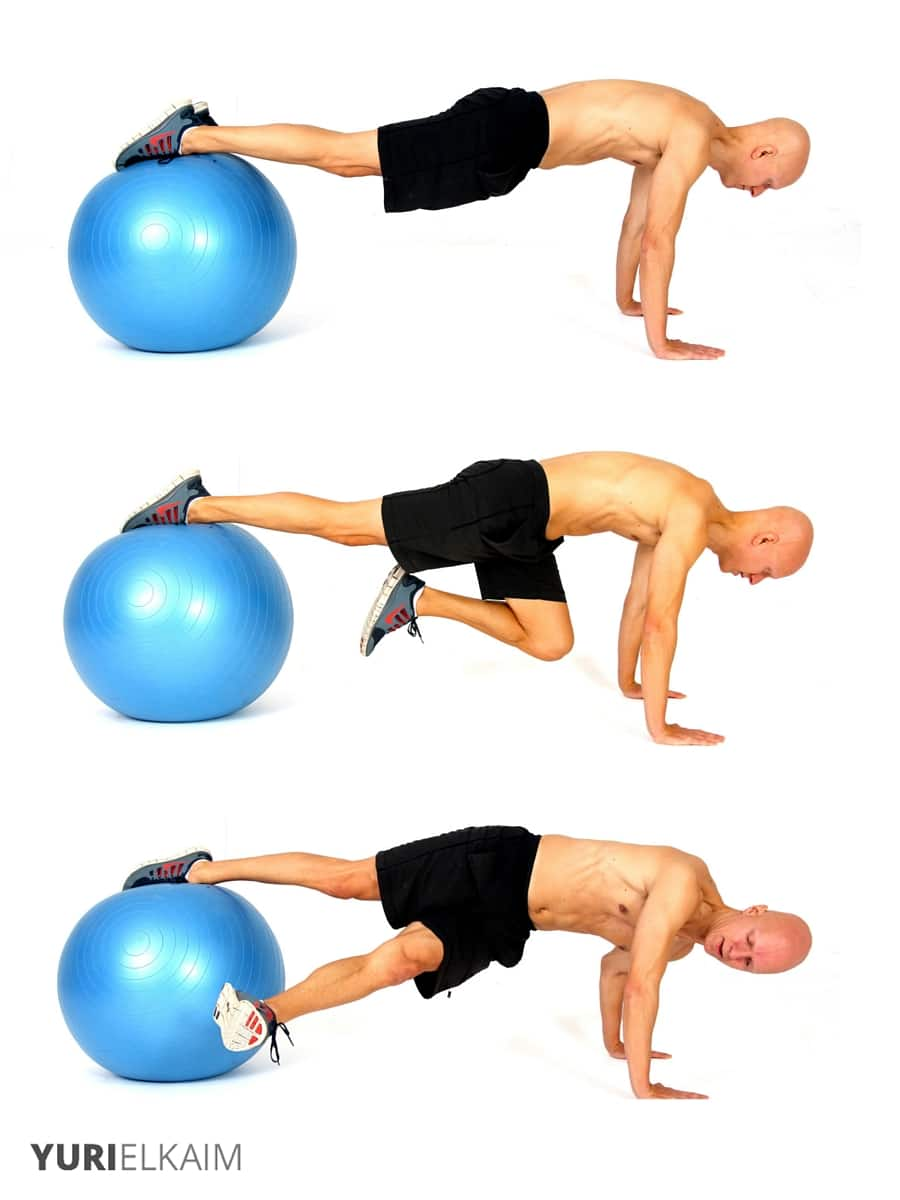 11 Best Stability Ball Moves pics