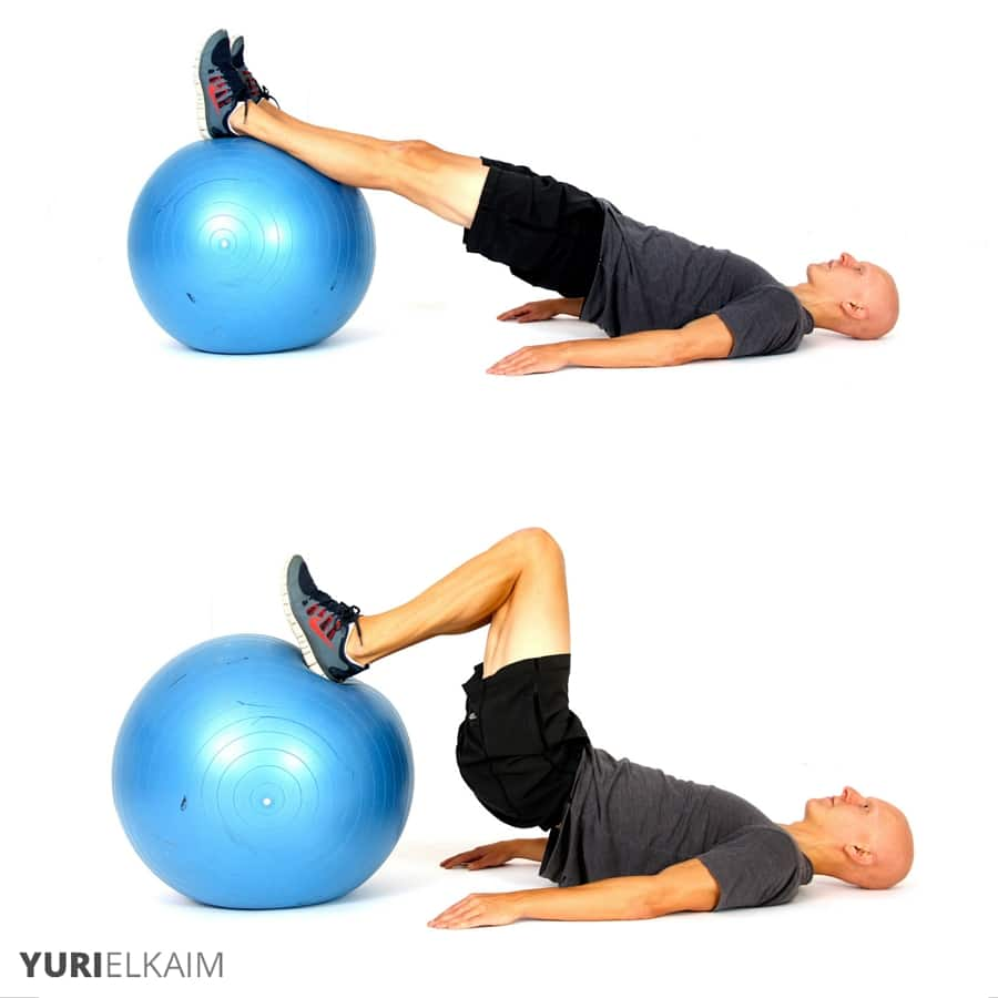 pictures 11 Best Stability Ball Moves