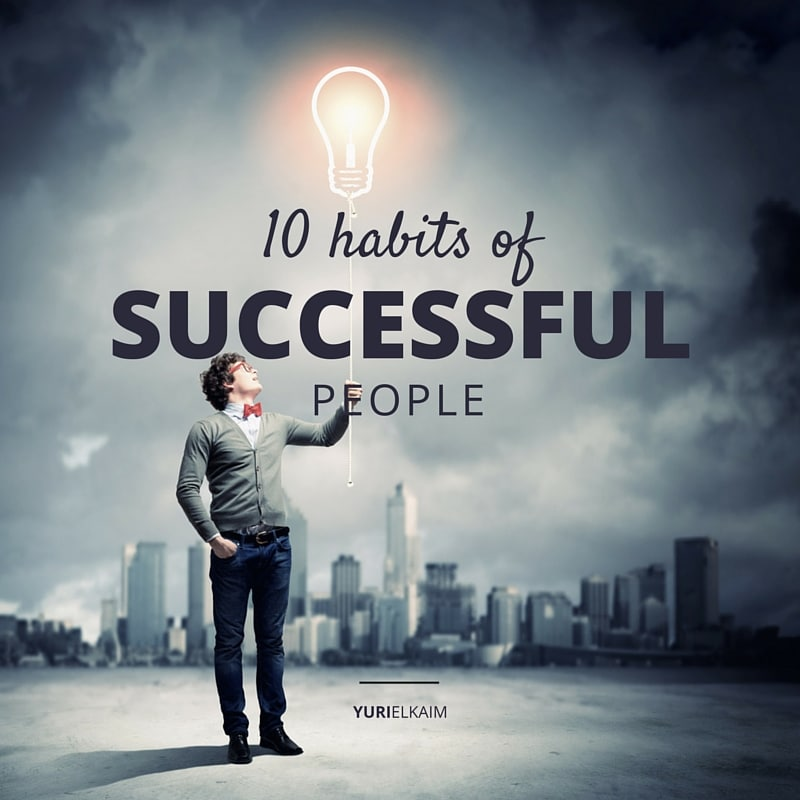 10 Habits of Successful People (Done Before 9 a.m.)