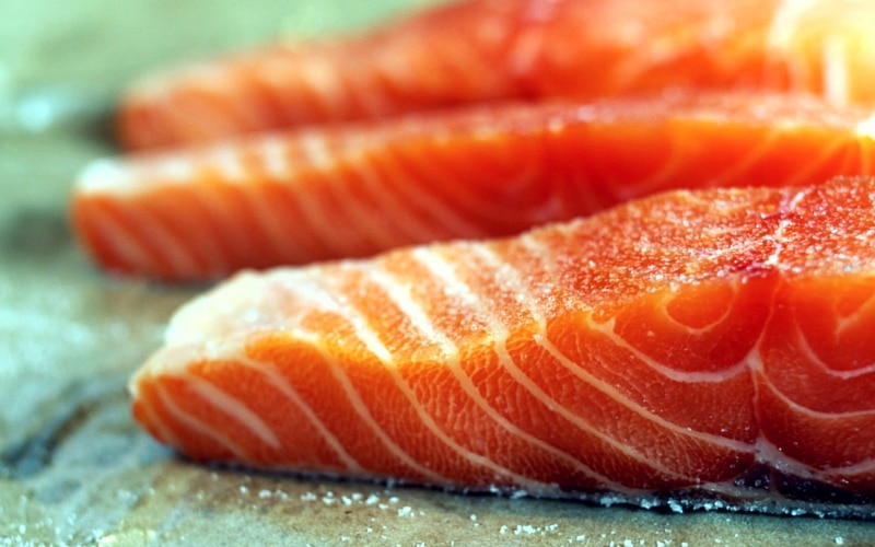 6 Organic Foods You Should Never Buy in Conventional Form - Salmon