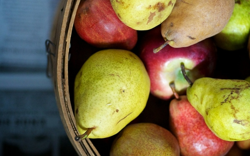 7 Liver-Healthy Foods - Apples and Pears