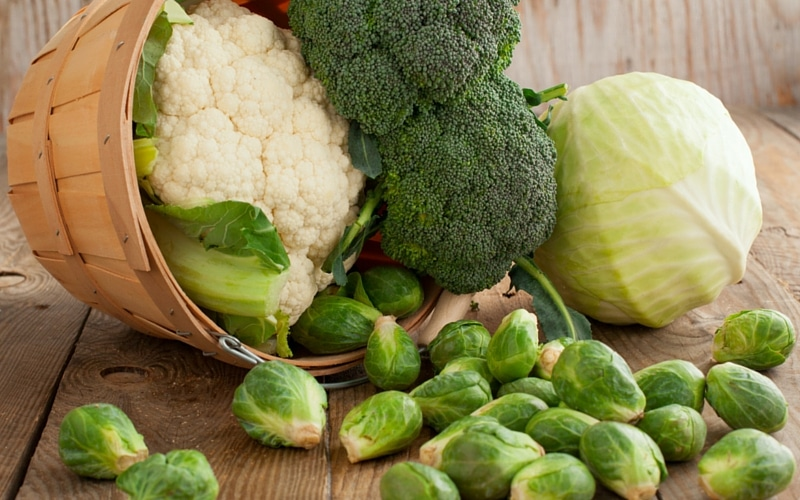 7 Liver-Healthy Foods - Cruciferous Vegetables