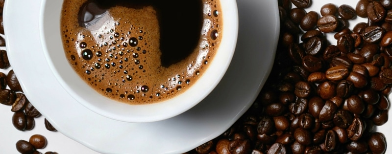 Avoid These 5 Foods if You Want Clear Skin - Coffee