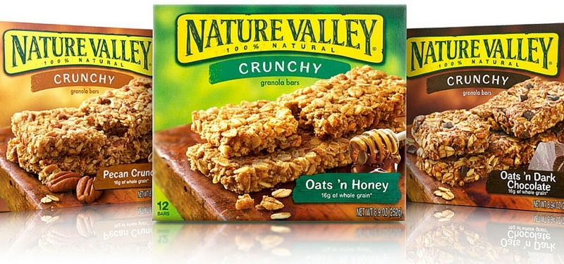 Fake Healthy Snacks to Stop Eating - Granola Bars