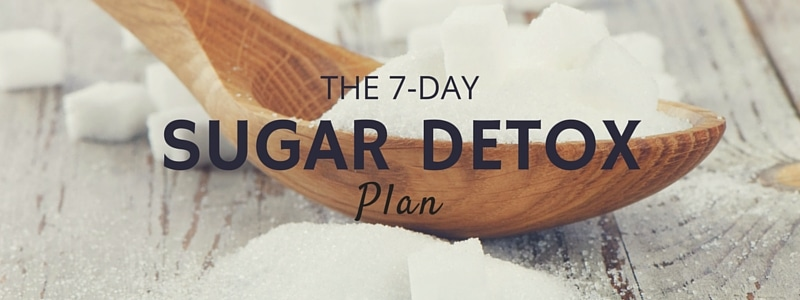 The 7-Day Sugar Detox Plan