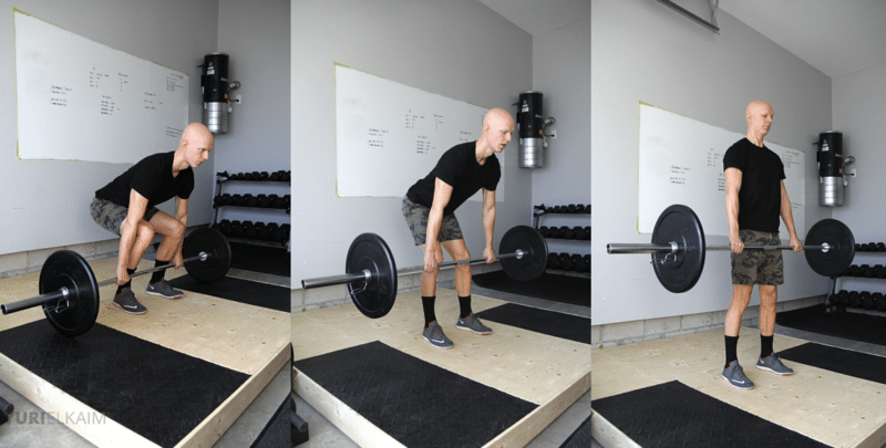 Best Glute Exercises - Deadlifts