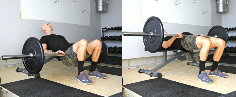 Best Glute Execises - Hip Thrust