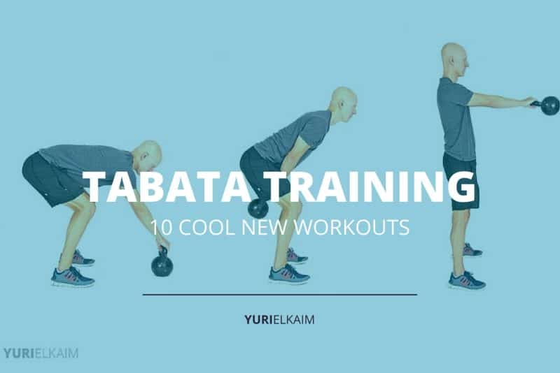10 Cool New Ways to Use Tabata Training for Faster Fat Loss