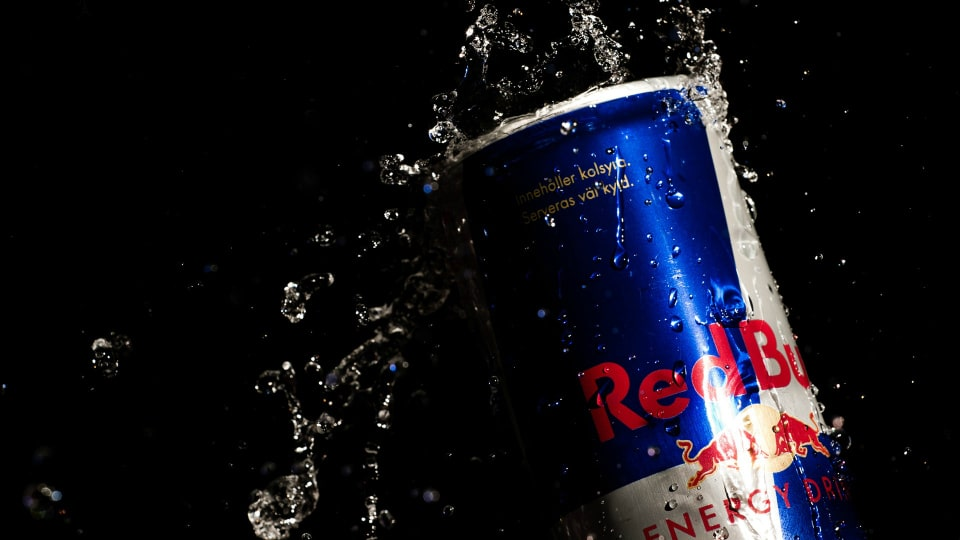 Caffeine Content - Red Bull