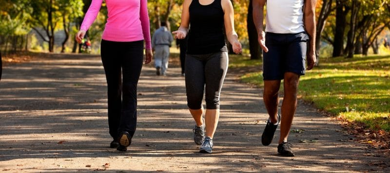 Metabolism Myth 4 - Walking is Enough Exercise