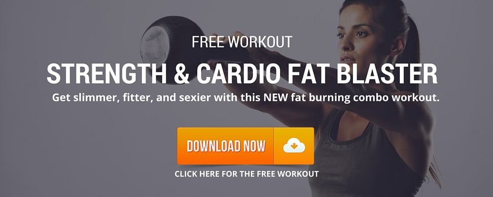 NEW Fat Blaster Workout