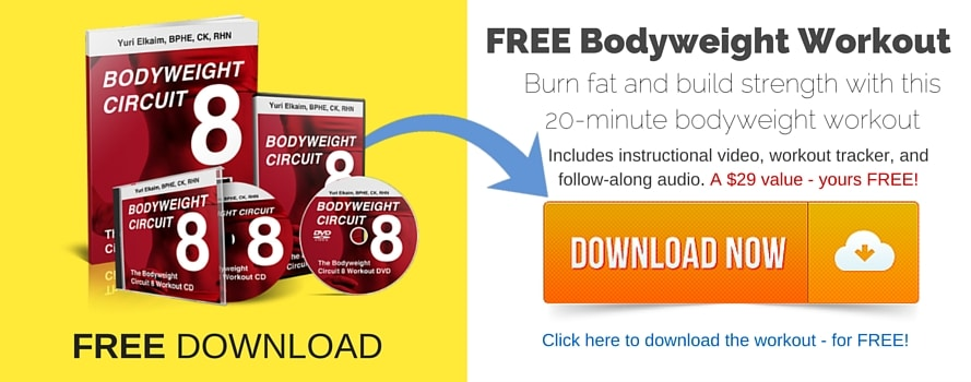 Free Bodyweight Circuit Workout