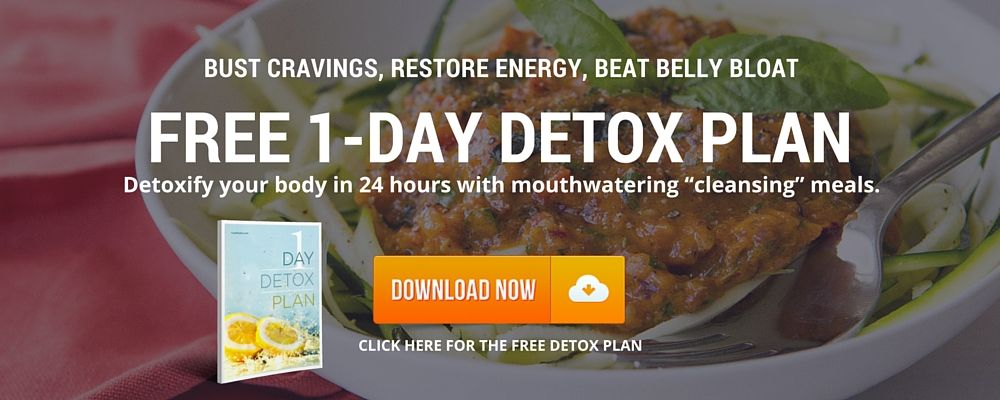 Free 1-Day Detox Plan