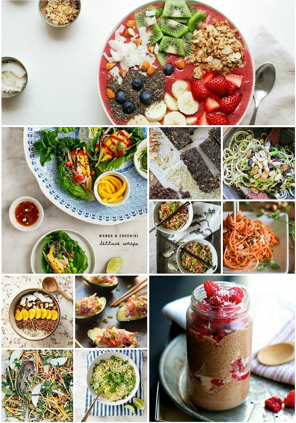 21 awesome raw food recipes for beginners to try yuri elkaim forumfinder Gallery