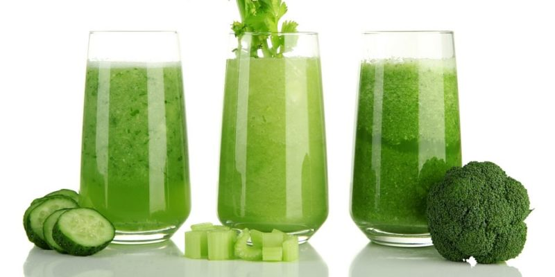 Caffeine Substitute Green Juice