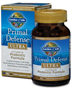 Garden of Life - Primal Ultra Defense Probiotics