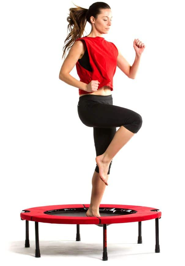 Rebounding for Lymphatic Clearance