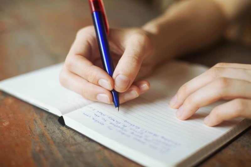 Step 2 - Journaling