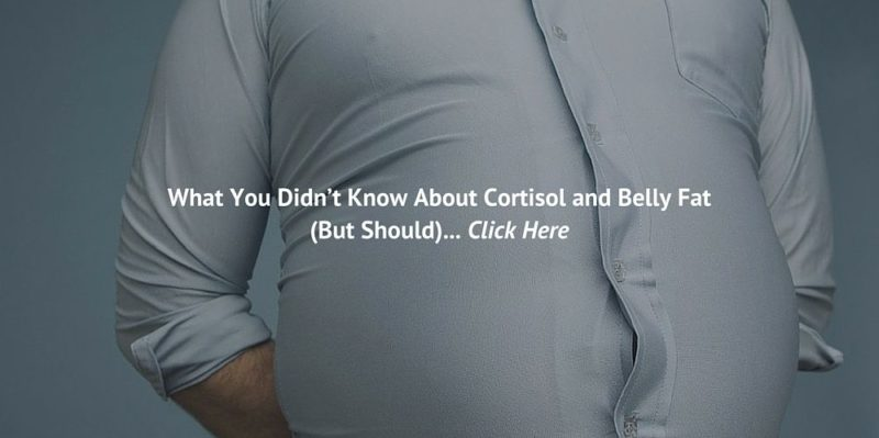What You Didn't Know About Cortisol and Belly Fat (But Should)