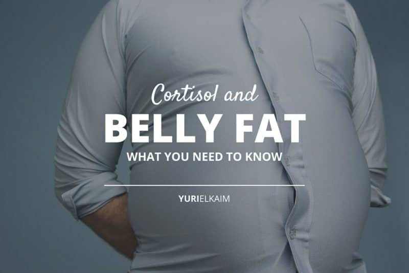 What You Didn't Know About Cortisol and Belly Fat (But Really Should)