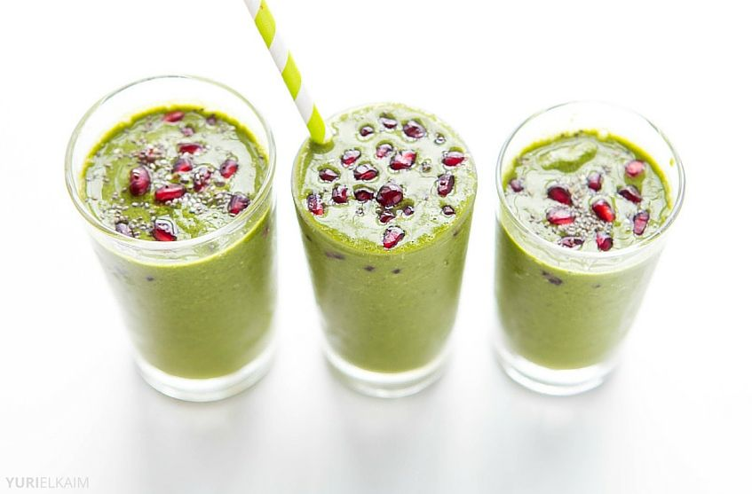 8 Easy Green Smoothie Recipes