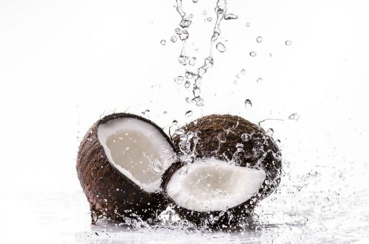 Coconut Water Electrolyte Drink