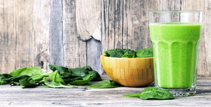 Cure for Bad Breath - Chlorophyll (Green Smoothies)