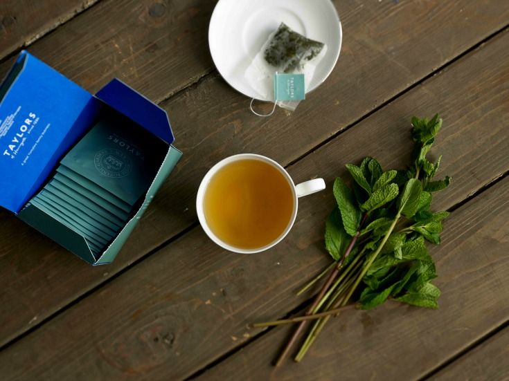 Cure for Bad Breath - Peppermint Tea