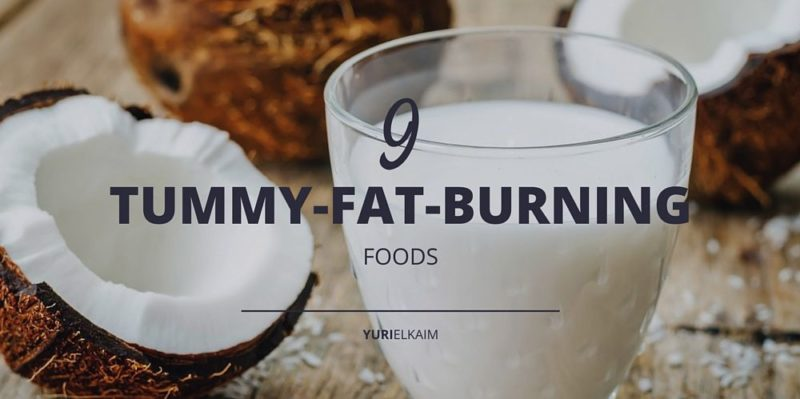 Do You Know About These 9 Tummy-Fat-Burning Foods
