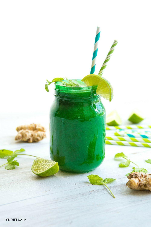 13 green smoothie cleanse recipes yuri elkaim. Black Bedroom Furniture Sets. Home Design Ideas