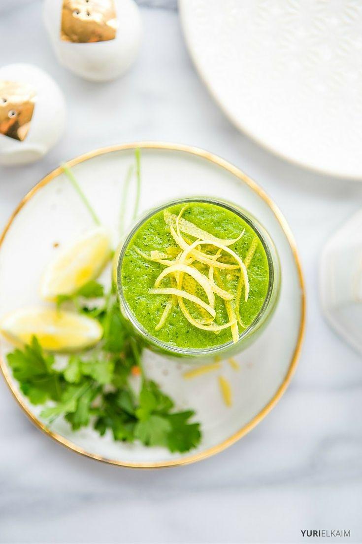 Green Lemonade - A Natural Remedy for Seasonal Allergies