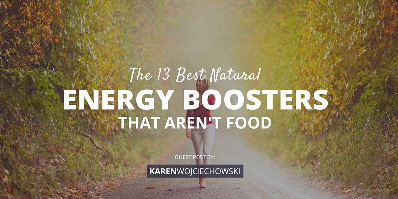 The 13 Best Natural Energy Boosters (That Aren't Food)