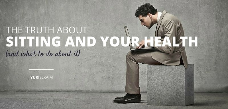 The Truth About Sitting and Your Health
