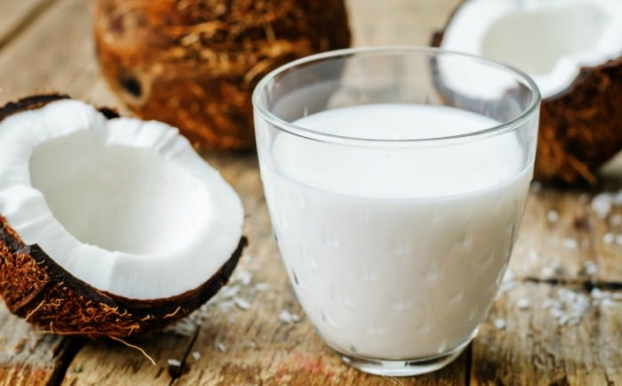 Tummy Fat Burning Food - Coconut Milk Kefir