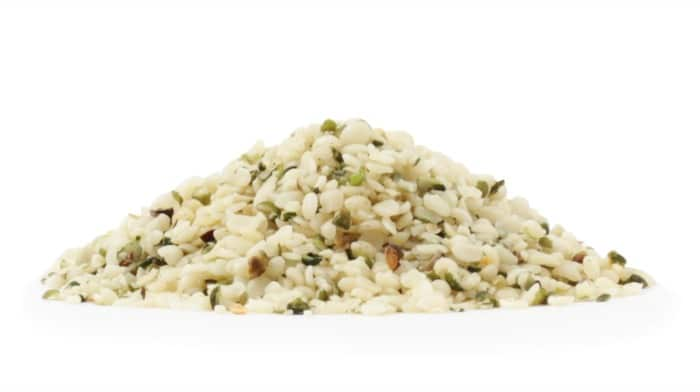 Tummy Fat Burning Food - Hemp Hearts