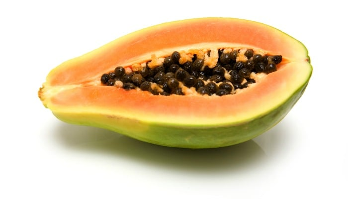 Tummy Fat Burning Food - Papaya
