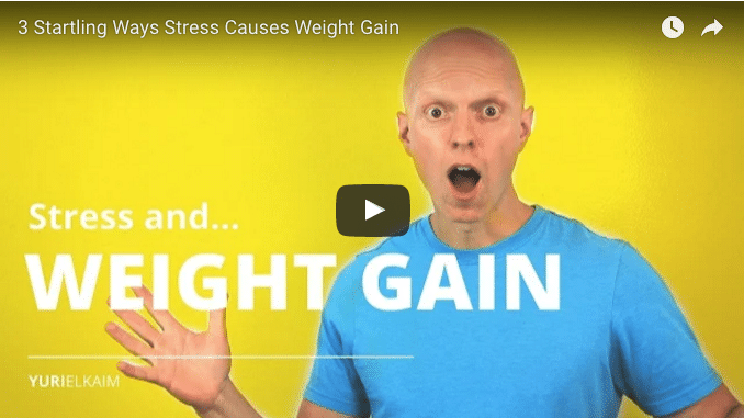 3 Startling Ways Stress Causes Weight Gain