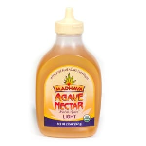 Agave Just as Bad as White Sugar