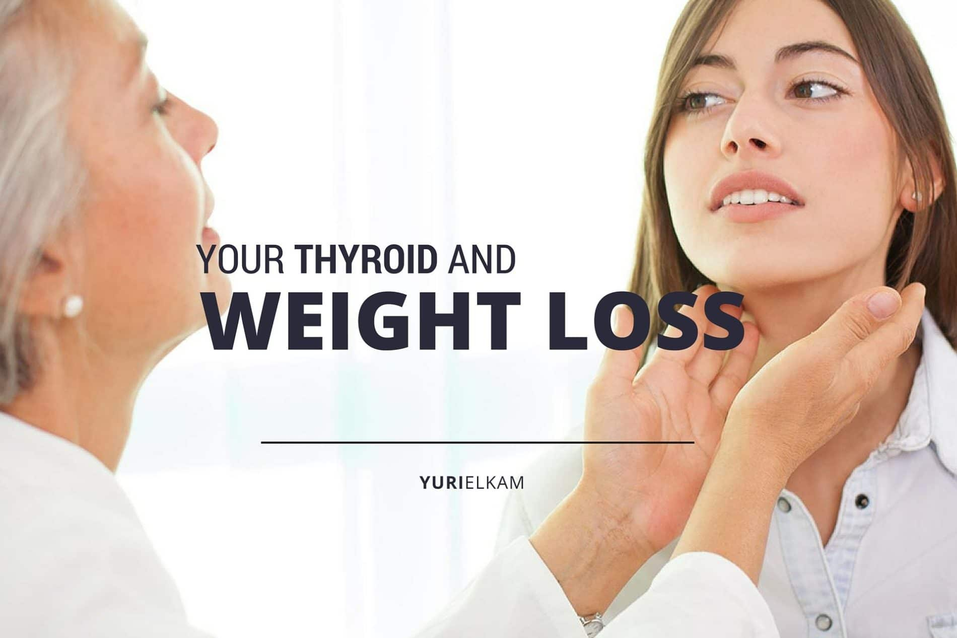 Article - Not Losing Weight? Low Thyroid Might Be Why