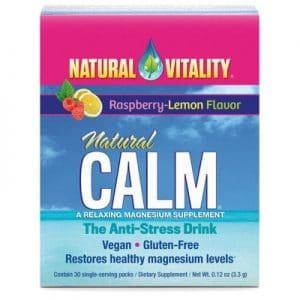 Box of Calm Magnesium Supplement