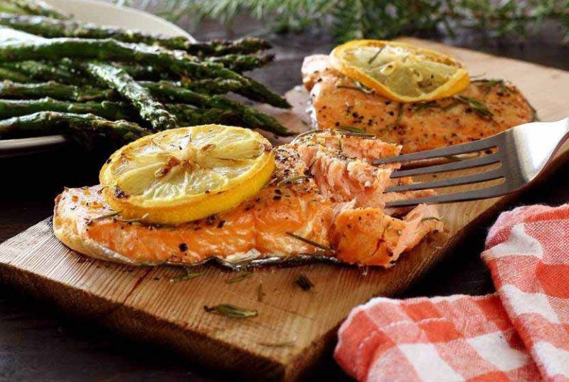 18 ways to bbq salmon thatll make you look like a pro yuri elkaim paleo plank grilled salmon ccuart Gallery