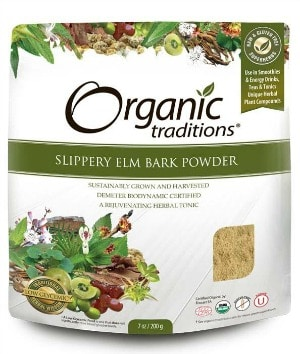 Can Slippery Elm Be Taken With Food